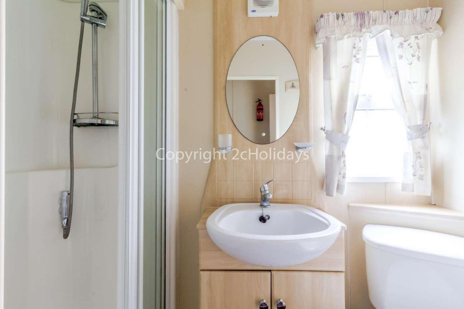 We ensure that all our holiday homes are cleaned to a high standard!