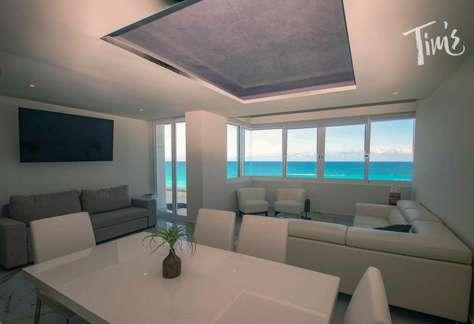 #2102 2 bedroom Oceanfront with floor to ceiling windows