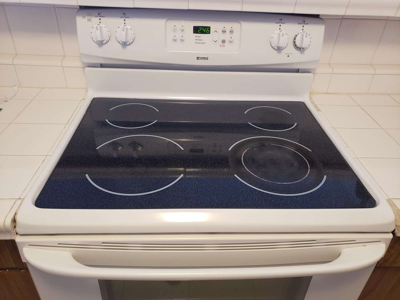 Full Size Stove and Oven