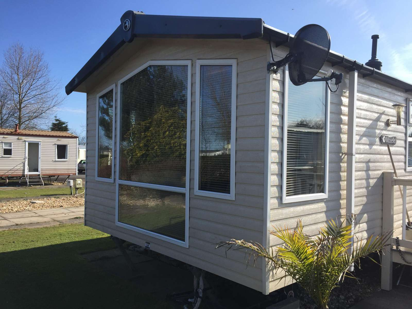 Beautiful accommodation inside and out!