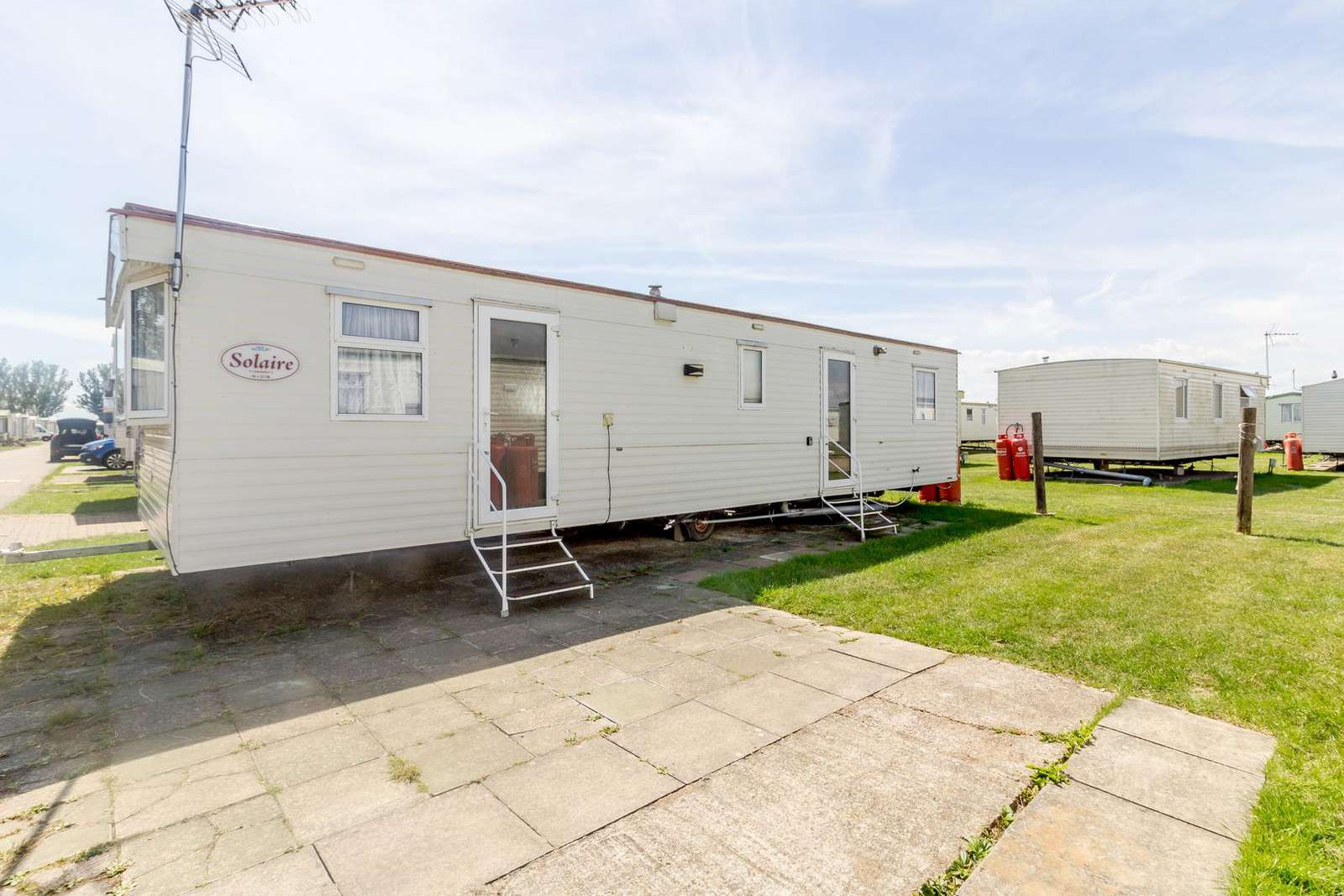 So many families have enjoyed their stay at Martello Beach holiday park
