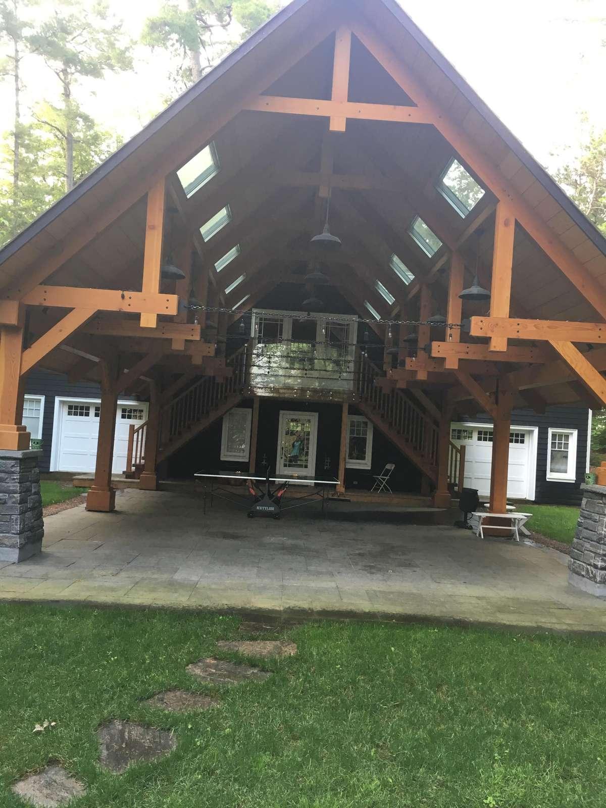 Guest House Pavilion
