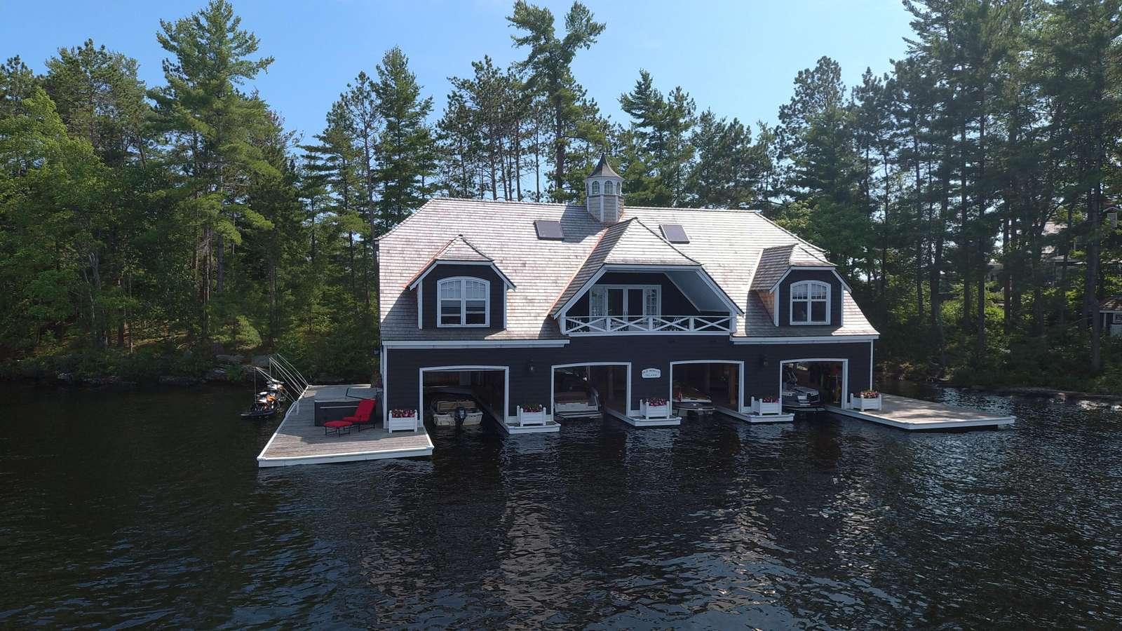 Main Boathouse