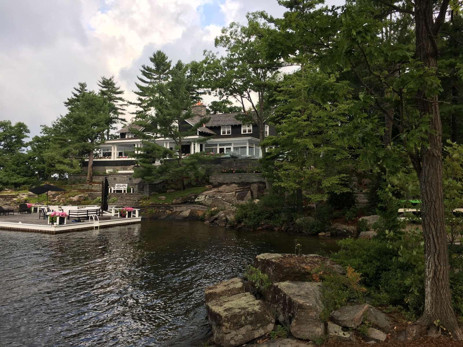 Main Dock/Main Cottage