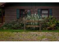 Buckeye Cabin Sign thumb