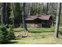 Side View of Buckeye Cabin thumb
