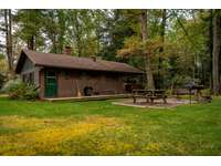 Buckeye Cabin from Picnic Side thumb