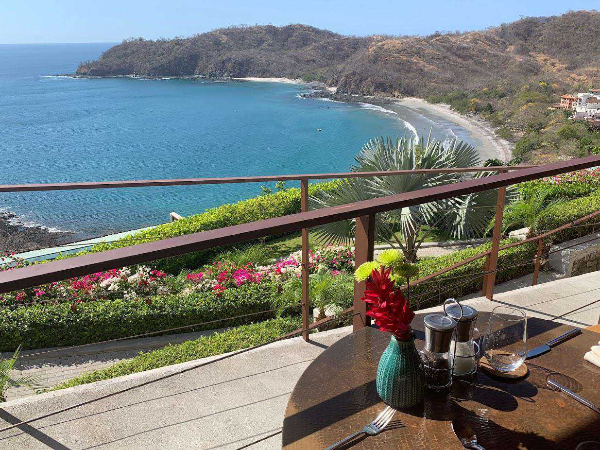 Views from Casa Cameleon boutique hotel