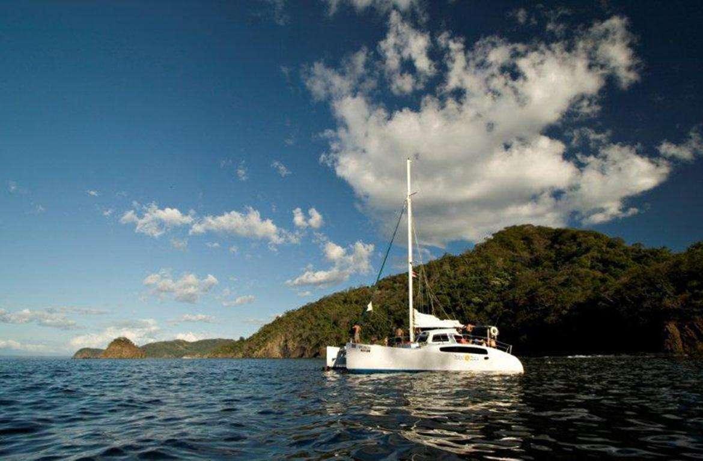 Catamaran tours nearby