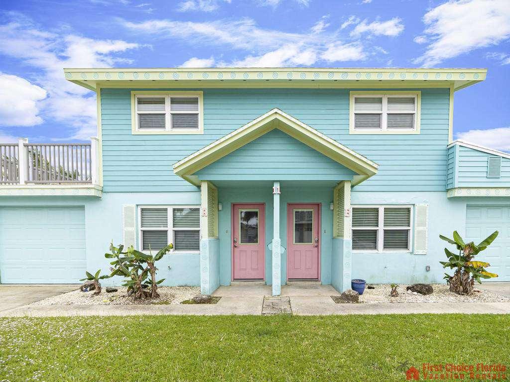 Coastal Cottage B Front