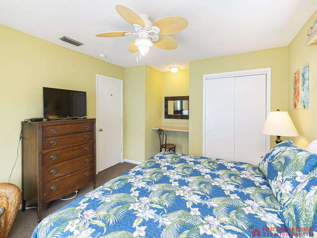 Coastal Cottage B Bedroom