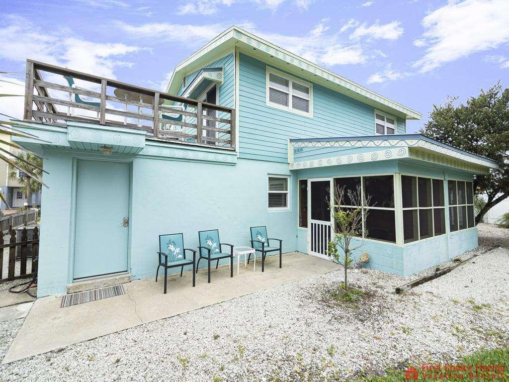 Coastal Cottage B Home
