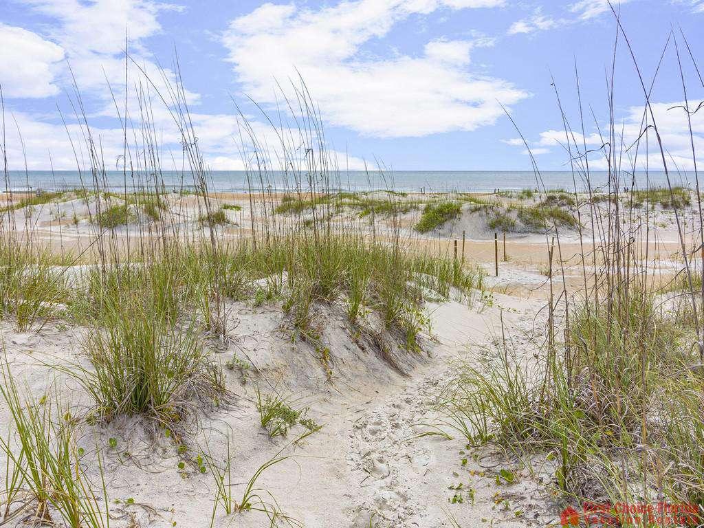 Coastal Cottage B Sand Dunes