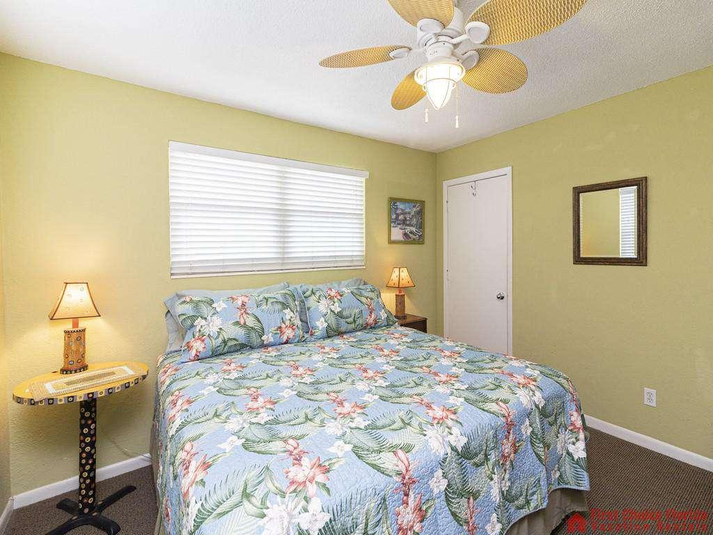 Coastal Cottage B Bed