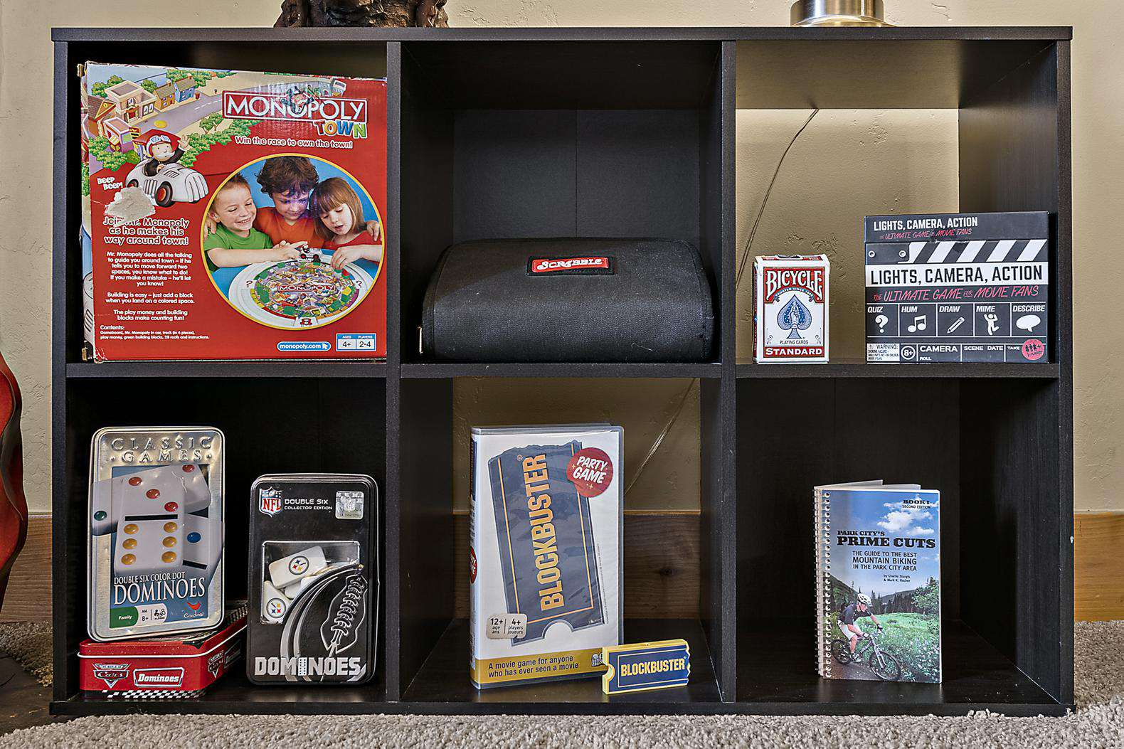 Living room games