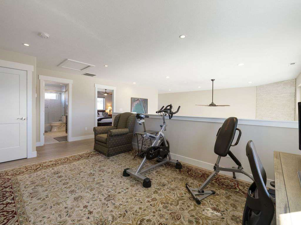 Workout loft