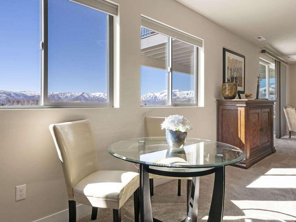 Basement room views