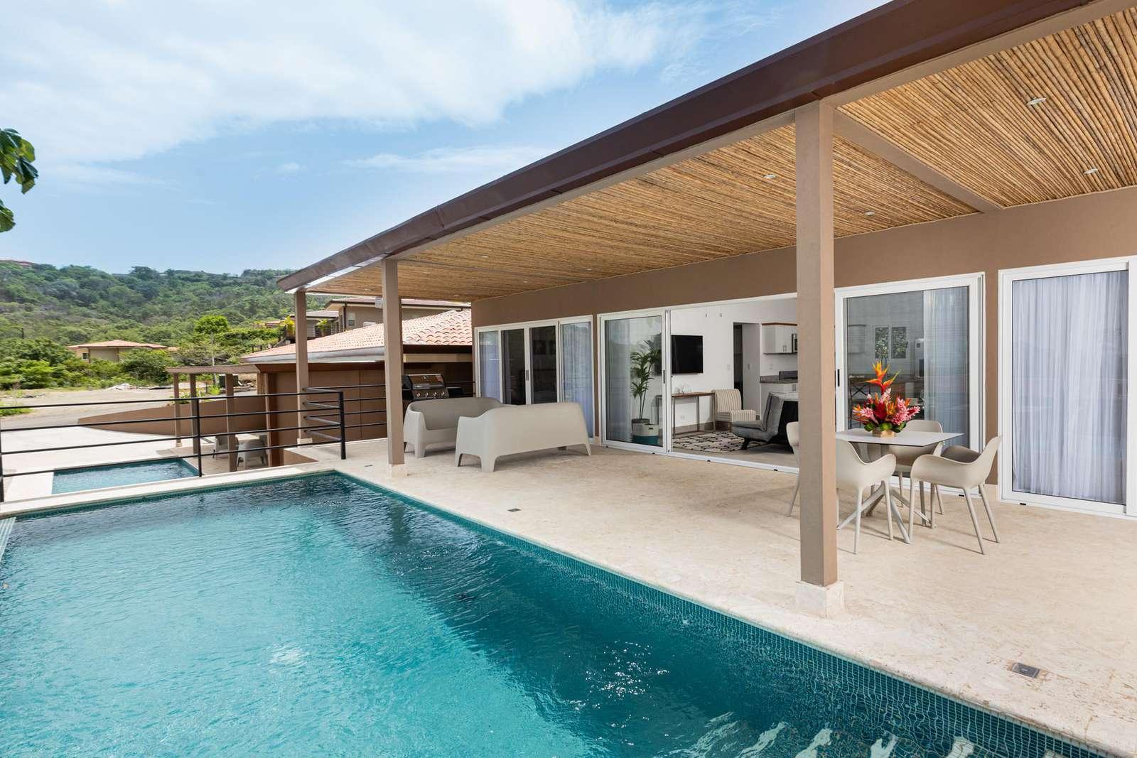 Dos Rios 44 A, a brand new ocean view home