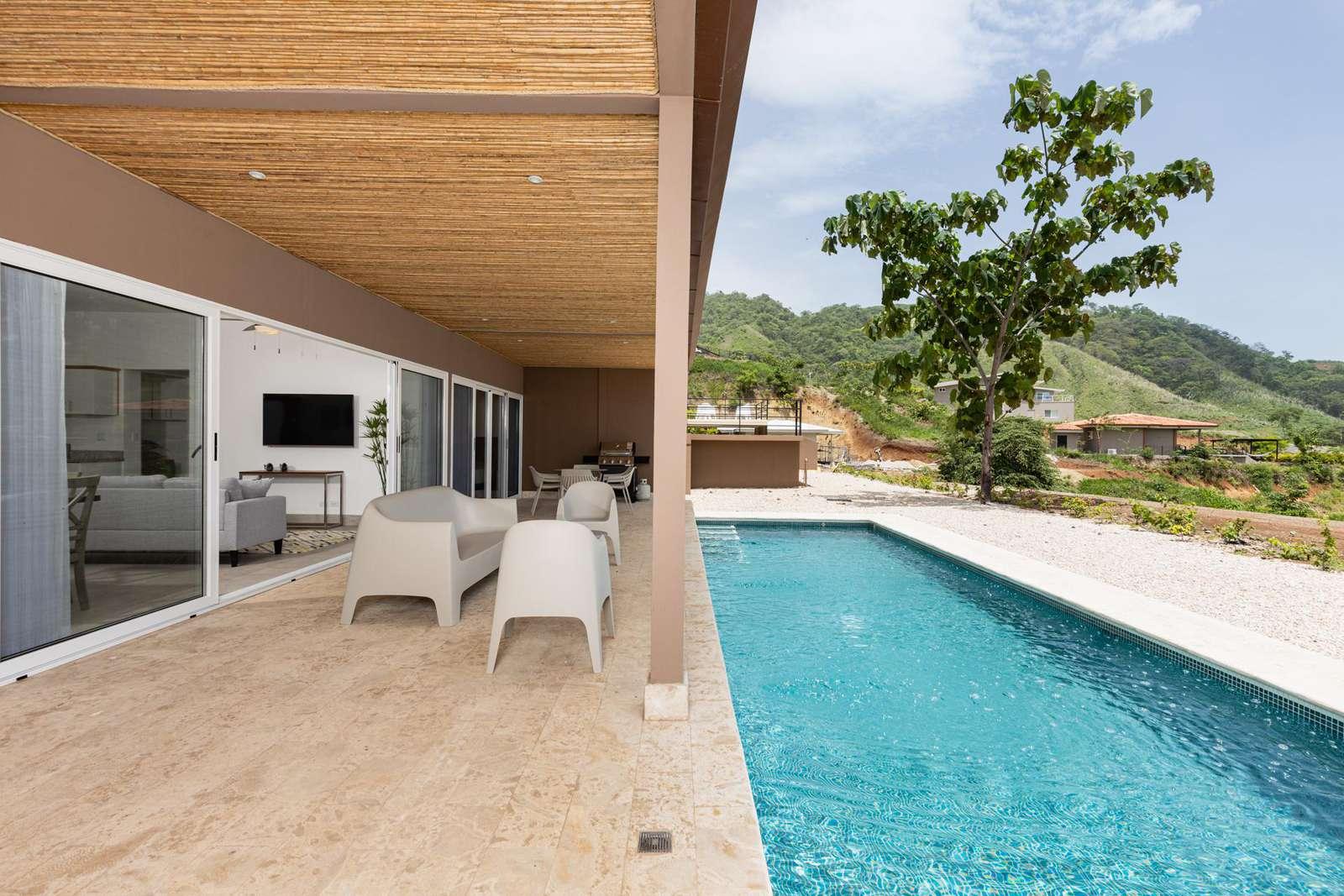 Dos Rios 44B, a brand new ocean view home at Mar Vista - property