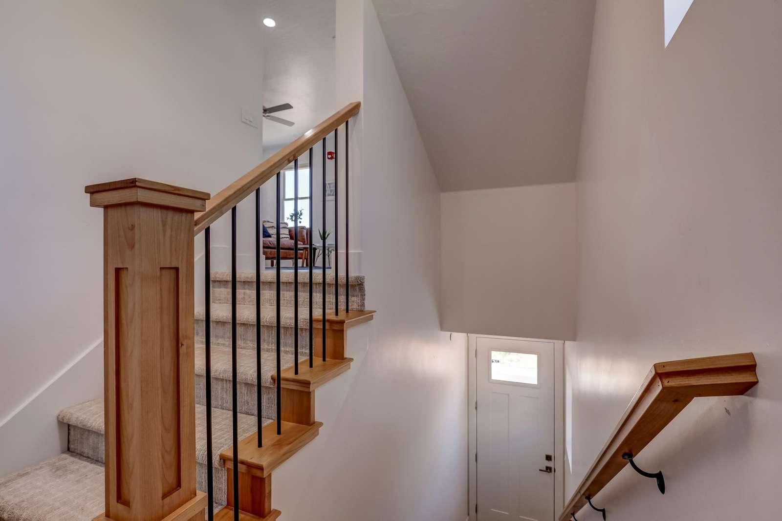 stairway to casita
