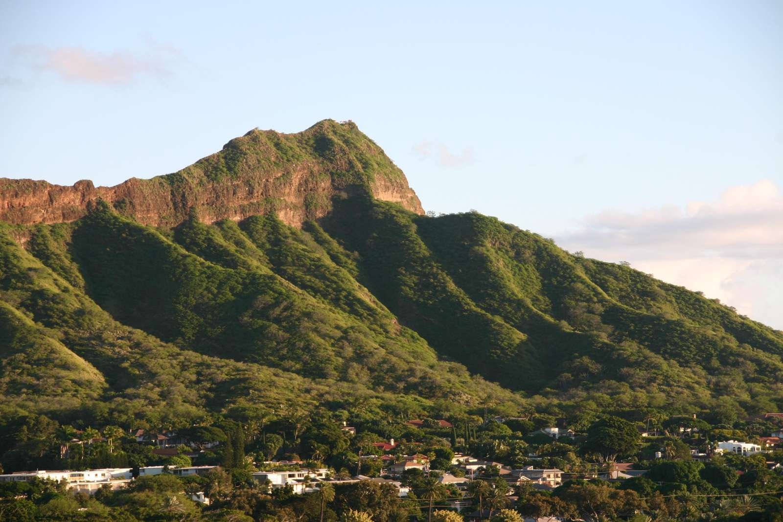 Awesome Diamond Head View!
