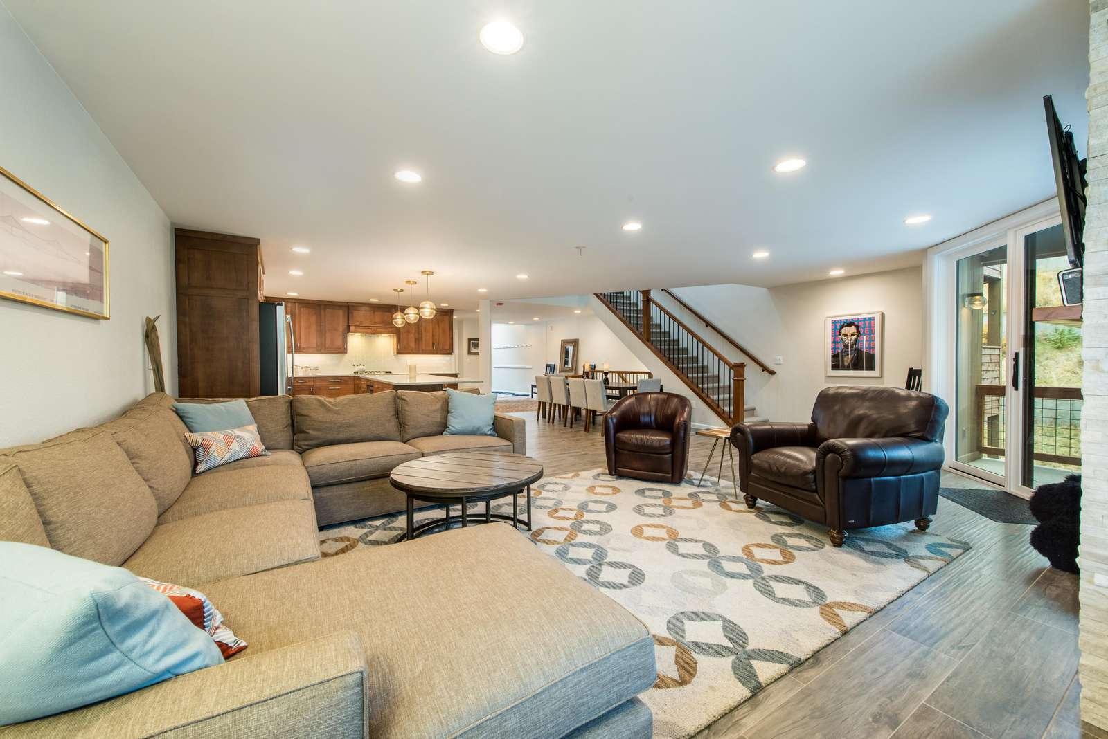 Comfortable furnishings for everyone