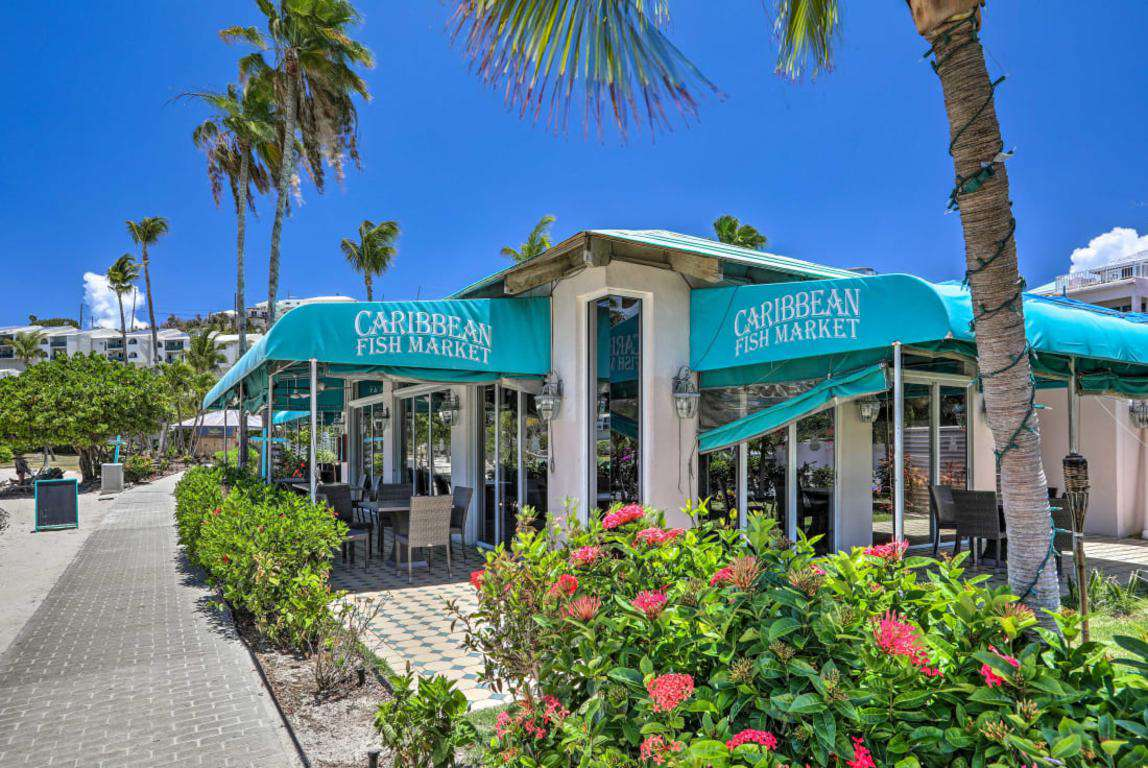Caribbean Fish Market Restaurant