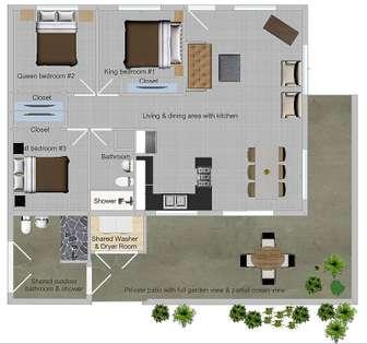 PAPAYA floor plan thumb