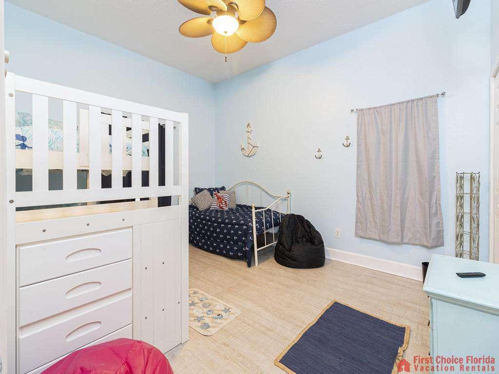 Coastal Hideaway Guest Bedroom