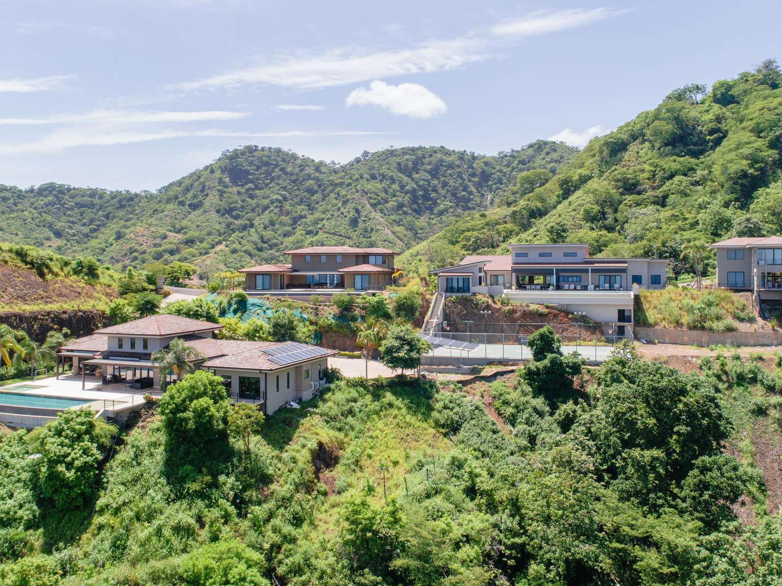 Mar Vista community and view of Casa Paraiso, simply stunning
