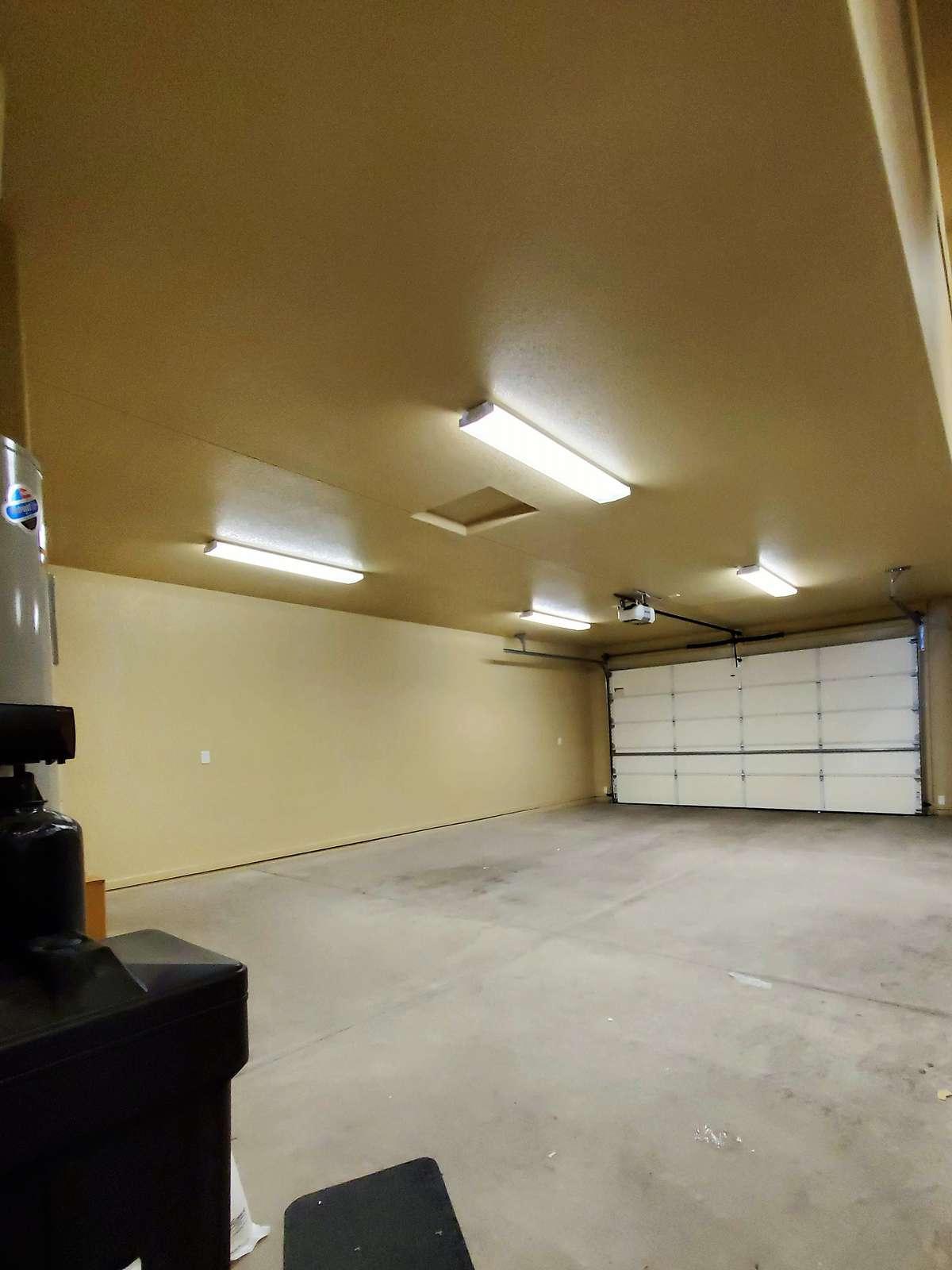 Double Car Garage 28' Deep