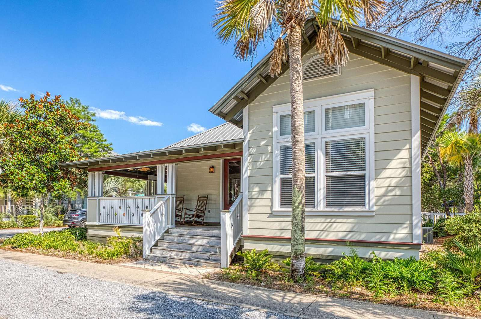 Down on the Corner at Seacrest Beach - property