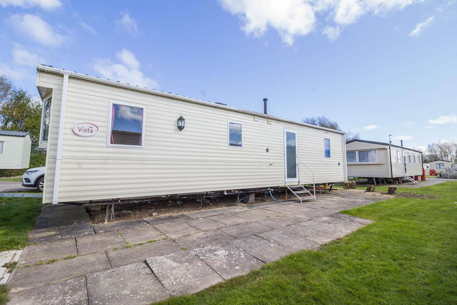 33027TC – The Cedars area, 3 bed, 8 berth caravan. Emerald rated. - property
