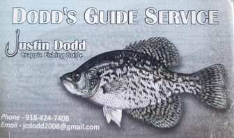 Stay at The Lodge and get 30% off Dodd's Guide Service! thumb