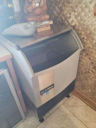 100lb ice machine in game room thumb
