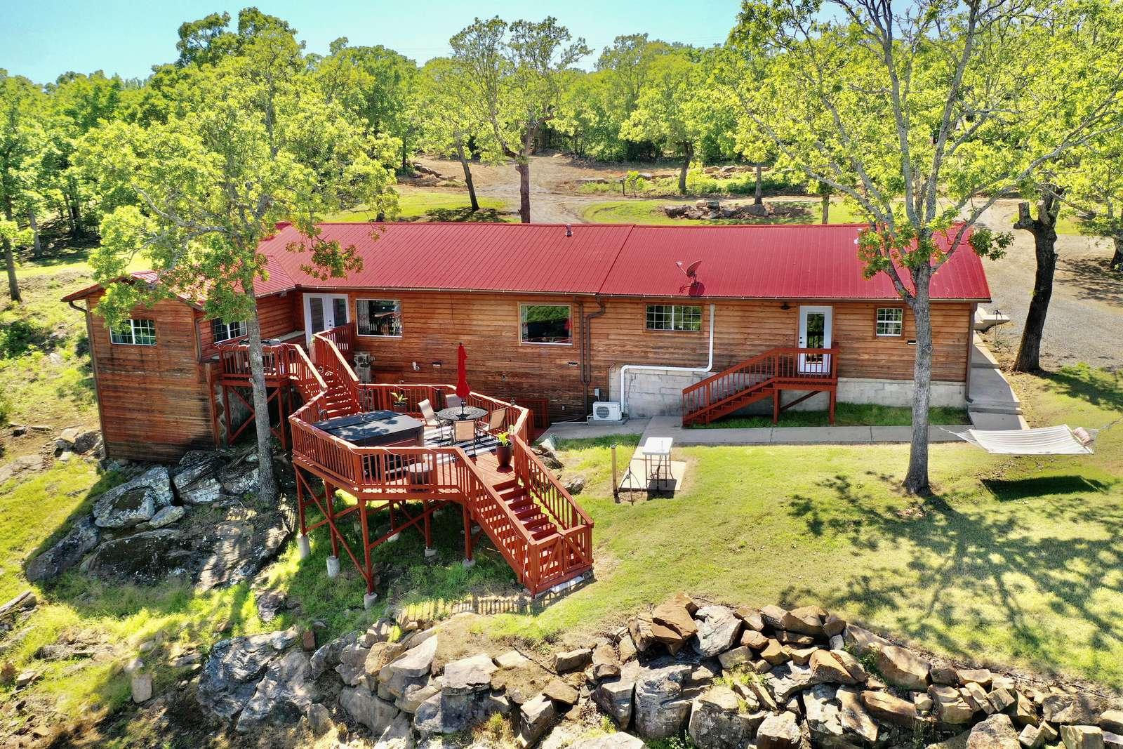 The Lodge at Rock Creek - property