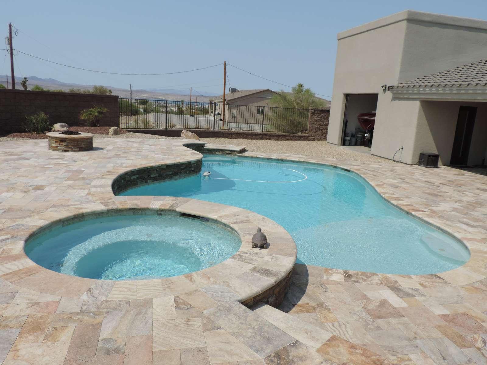 Masterfully designed backyard - property