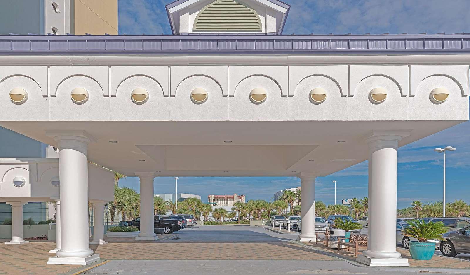 Grand entry awaits you at Boardwalk!