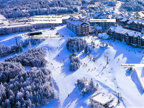 NY Sale, COVD Ready, Ski in/Out, WI-FI 109