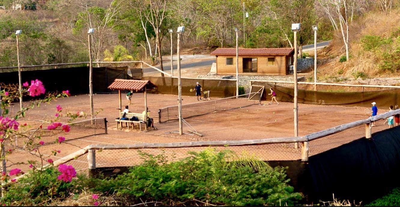 Tennis Courts at Mar Vista