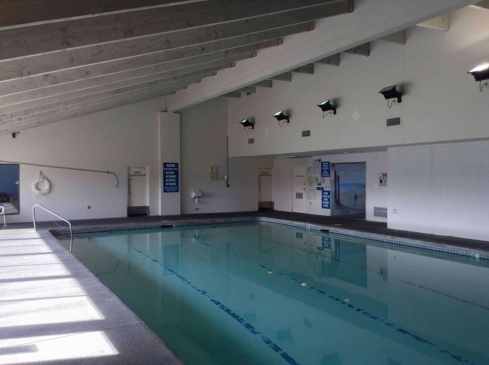 Indoor pool 2nd picture