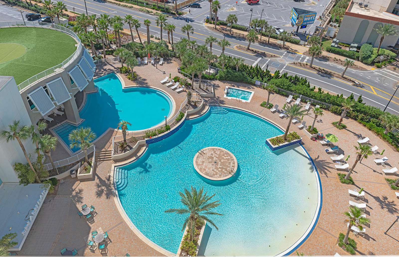 Welcome to Laketown Wharf - packed with amenities! - property