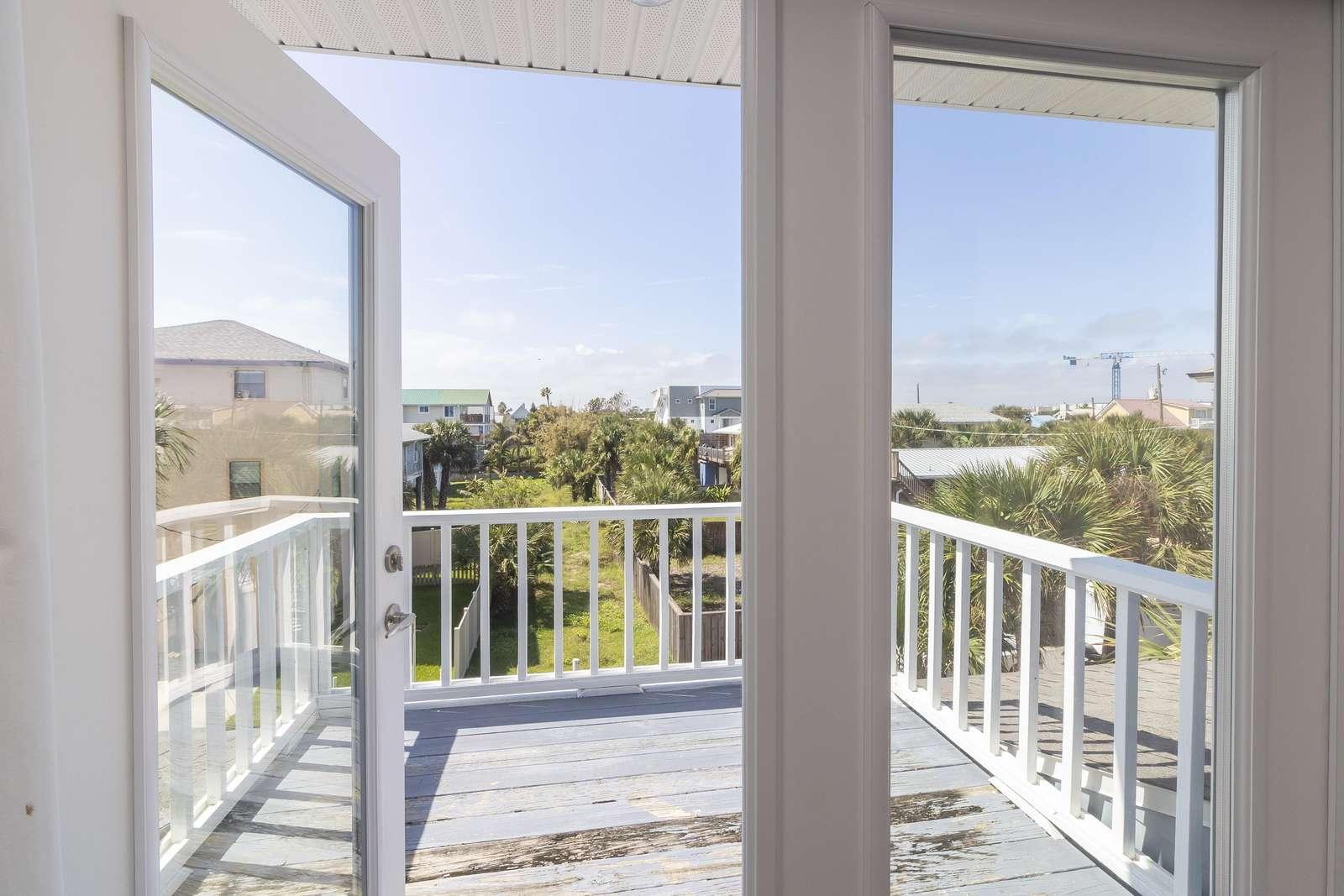 Ocean Sunrise - Master Bedroom Balcony
