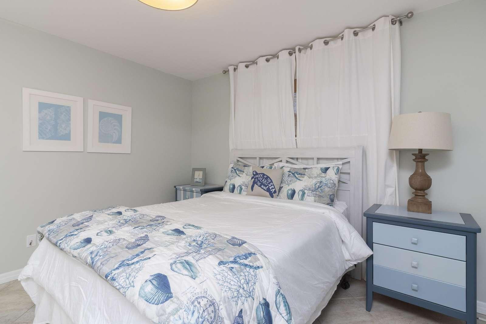 Ocean Sunrise - Guest Bedroom 2nd Floor