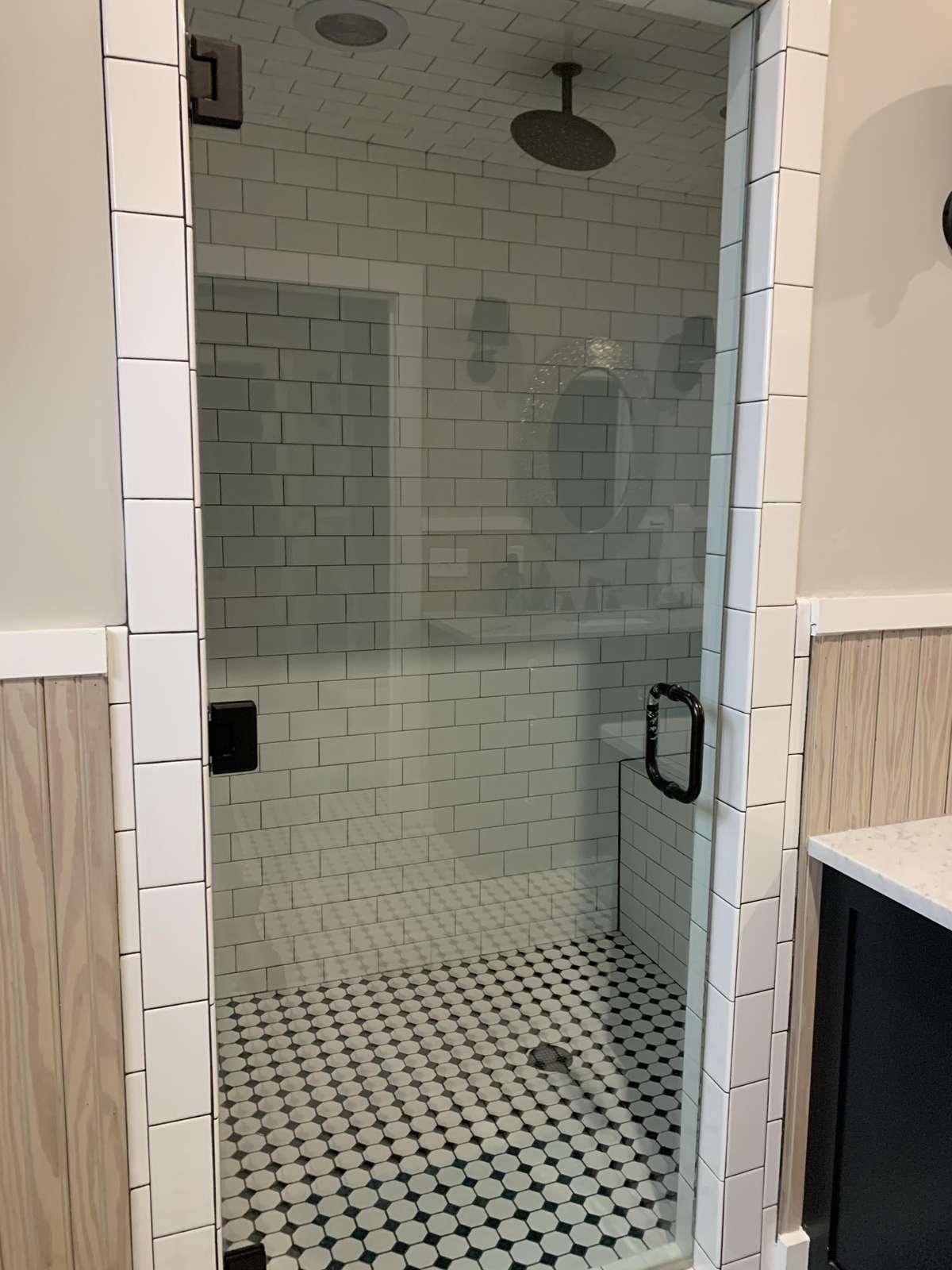 Amazing Master Walk In Shower