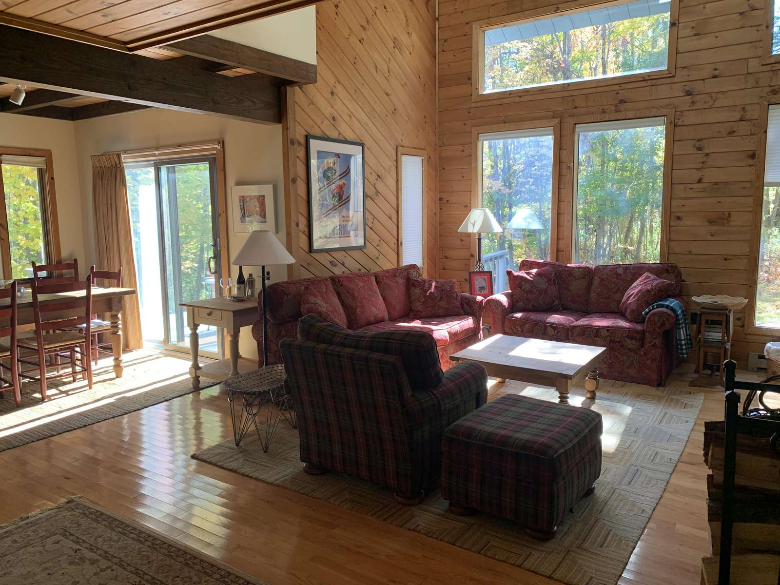 Walk in to comfort and sunlight - property