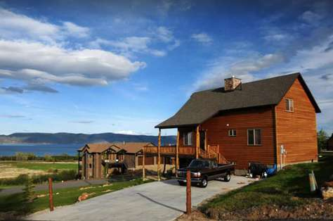 Raspberry Bear Lake Lodge