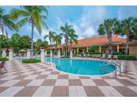 Community heated pool Encanta Resort thumb