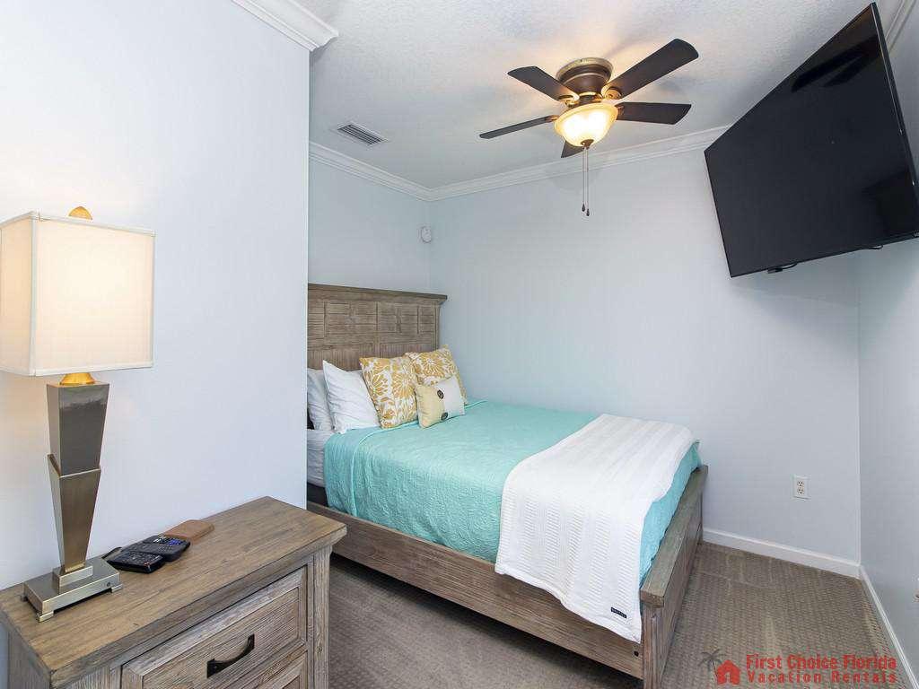 Ocean Oasis - Guest Bedroom