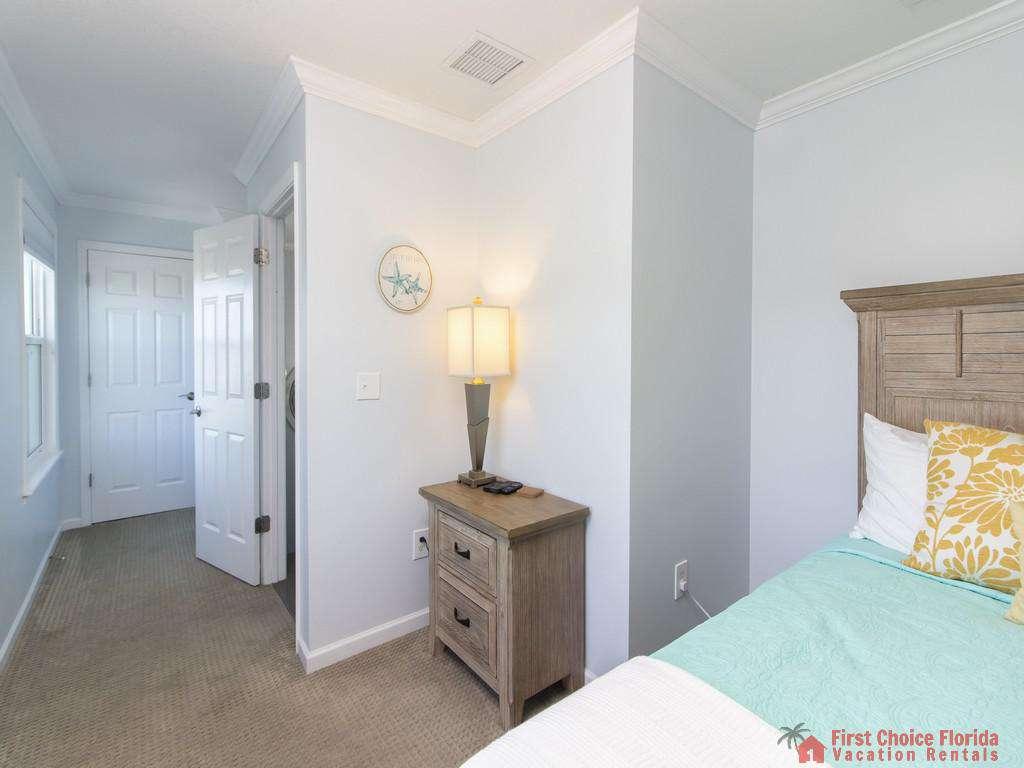 Ocean Oasis Guest Bedroom